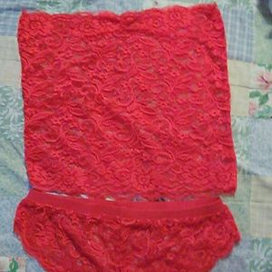 Other - (4) Sets in Bundle of Cheap Lace Lingerie